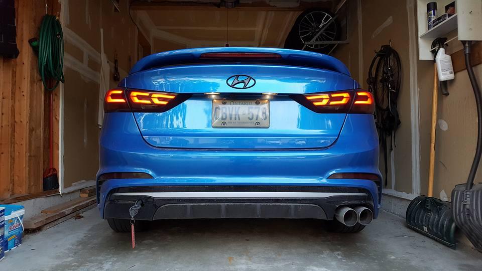 Lap3 ECU tune - Hyundai Elantra Sport Turbo Forum